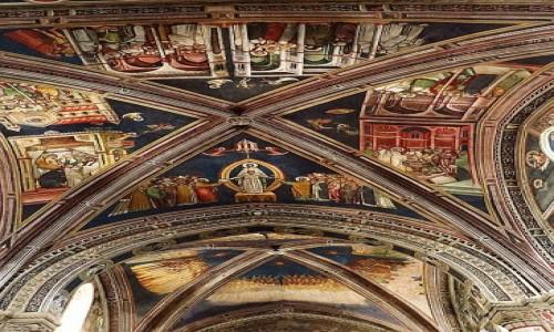 Zdjęcie WłOCHY / Salento / Galatina / bazylika św. Katarzyny Aleksandryjskiej