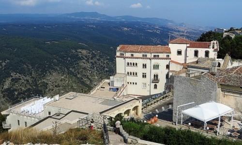 Zdjęcie WłOCHY / Półwysep Gargano / Monte Sant Angelo / widok z zamku