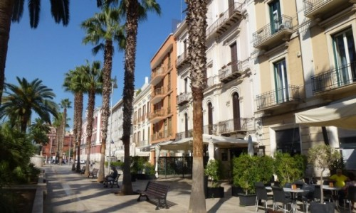 Zdjecie WłOCHY / Apulia / Bari / Corso Vittorio Emanuele II