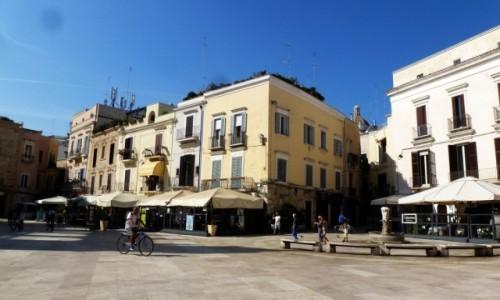 Zdjecie WłOCHY / Apulia / Bari / Piazza Mercantile