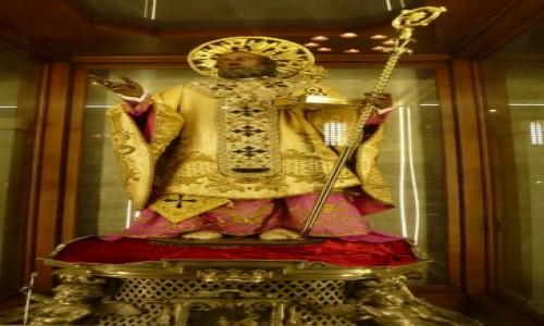 Zdjecie WłOCHY / Apulia / Bari / bazylika św. Mikołaja - część prawosławna