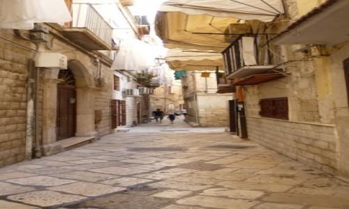 WłOCHY / Apulia / Bari / stare miasto