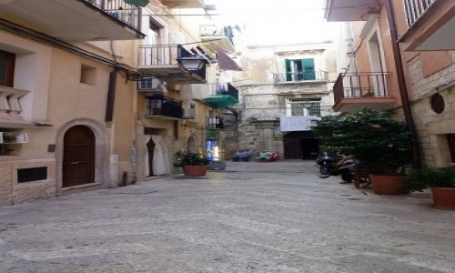 Zdjecie WłOCHY / Apulia / Bari / stare miasto
