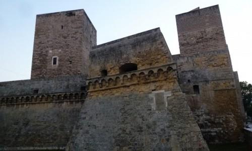 Zdjecie WłOCHY / Apulia / Bari / Zamek Szwabski (Castello Svevo)