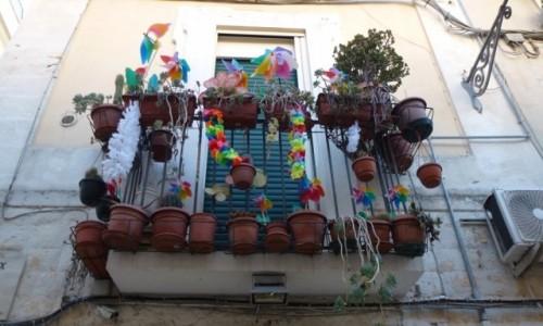 Zdjęcie WłOCHY / Apulia / Bari / stare miasto