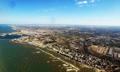Zdjęcie WłOCHY / Apulia / Bari / Bari z lotu ptaka