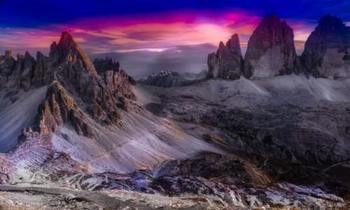 Zdjecie WłOCHY / Dolomity / Tre Cime di Lavaredo / Tre Cime di Lavaredo