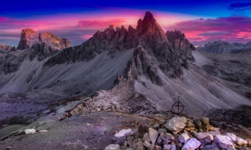Zdjecie WłOCHY / Dolomity / Tre Cime di Lavaredo / Tre Cime