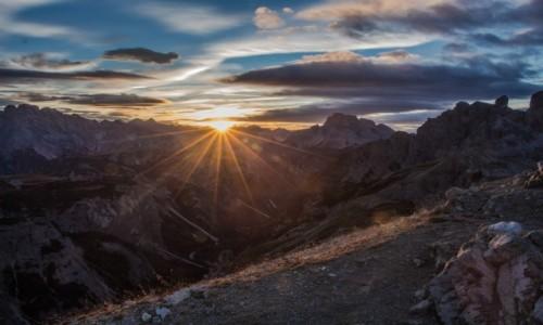 Zdjecie WłOCHY / Dolomity / Tre Cime di Lavaredo / Tre Cime zachód