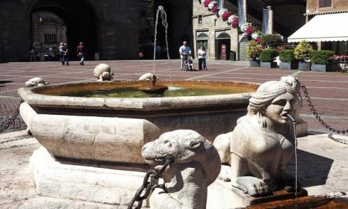 Zdjecie WłOCHY / Lombardia / Citta Alta / Bergamo