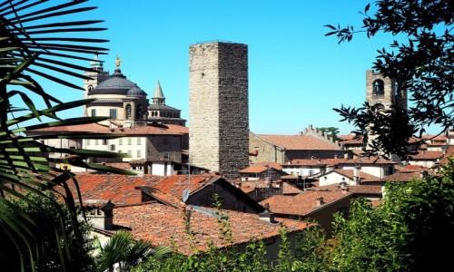 Zdjecie WłOCHY / Lombardia / Bergamo / Citta Alta
