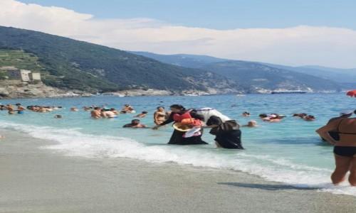 WłOCHY / Liguria / Monterosso al Mare / Plaza
