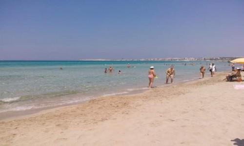 Zdjecie WłOCHY / Puglia / Gallipolli / Plaza Baia Verde