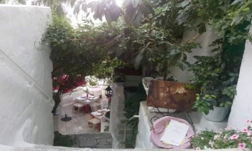 WłOCHY / Puglia / Ostuni / Uliczki W Ostuni