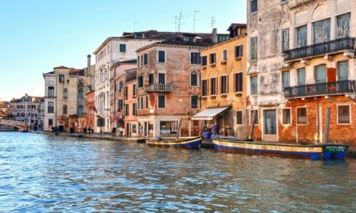 Zdjęcie WłOCHY / - / Wenecja / Wspomnienie Wenecji