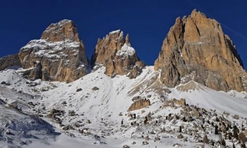 WłOCHY / Alpy wschodnie / Dolomity / Dolomity