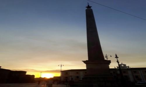 Zdjecie WłOCHY / Rzym / Obelisk Laterański / Obelisk Laterański