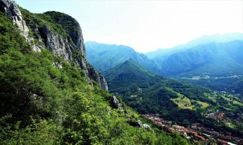 Zdjecie WłOCHY /  Lecco / Góra San Martino / Po drodze