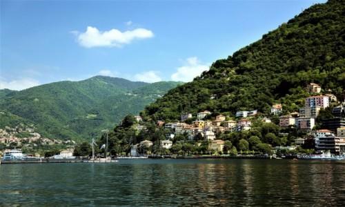 WłOCHY / Lombardia / Como / Góry i woda