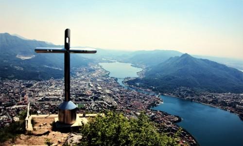 Zdjęcie WłOCHY / Lombardia / Lecco / Góra San Martino