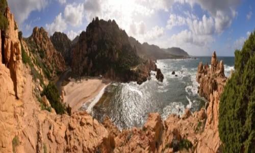 WłOCHY / Sardynia / Costa Paradiso / Costa Paradiso