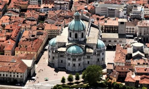 WłOCHY / Lombardia / Como / Katedra pw. Wniebowzięcia Najświętszej Maryi Panny