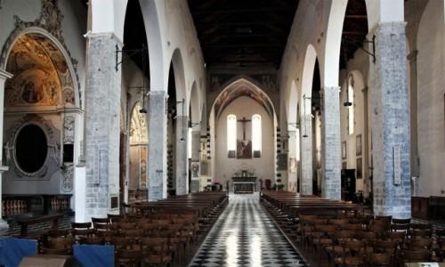 Zdjecie WłOCHY / Lombardia / Como / Kościół Sant'Agostino