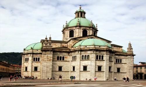 Zdjecie WłOCHY / Lombardia / Como / Katedra pw. Wniebowzięcia Najświętszej Maryi Panny