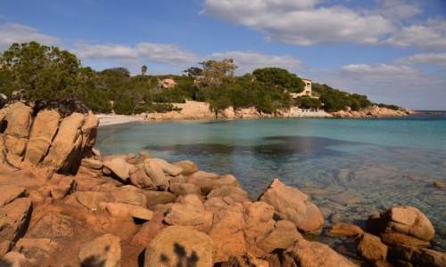 Zdjecie WłOCHY / Sardynia / Costa Smeralda / Spiaggia Capriccioli