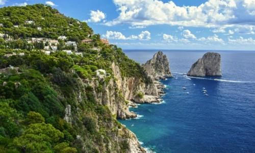 Zdjęcie WłOCHY / Kampania / Capri / Capri