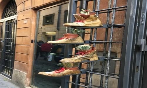 Zdjecie WłOCHY / Lacjum / Rzym / Chodząc po Rzymie