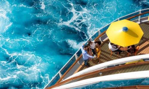 Zdjecie WłOCHY / Morze Śródziemne / Morze Śródziemne / Na pokładzie