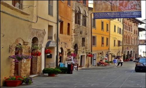 WłOCHY / Toskania / Massa Marittima / Massa Marittima