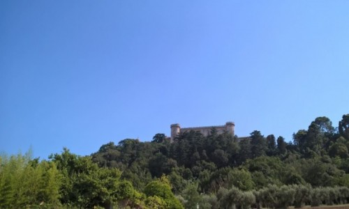 Zdjecie WłOCHY / Lacjum / Bracciano / Castello Orsini-Odescalchi