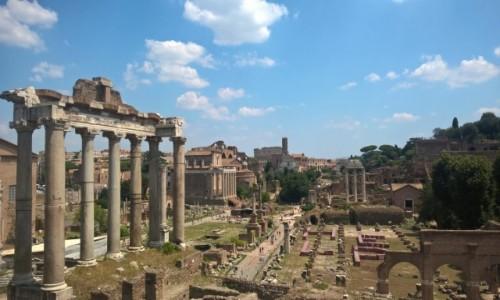 WłOCHY / stolica / Rzym / Rzym starożytny
