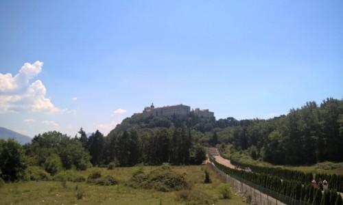 Zdjecie WłOCHY / Lacjum / Monte Cassino / Klasztor na Monte Cassino