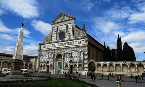 Zdjęcie WłOCHY / Toskania / Florencja / Santa Maria Novella