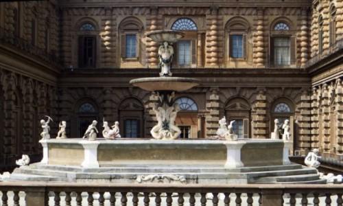 Zdjęcie WłOCHY / Toskania / Florencja / Palazzo Pitti