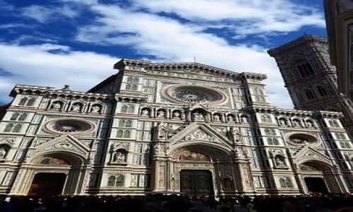 Zdjęcie WłOCHY / Toskania / Florencja / katedra