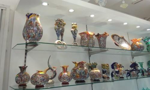 Zdjecie WłOCHY / Wenecja / Murano / Szkło z Murano