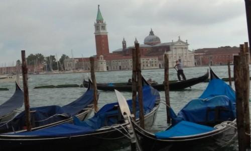 Zdjęcie WłOCHY / Wenecja / Wenecja / Przystań w Wenecji