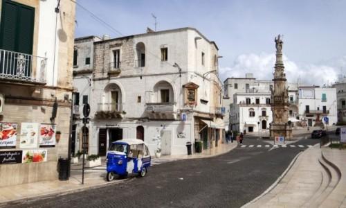 Zdjecie WłOCHY / Puglia / Ostuni / Sielskie przedpołudnie