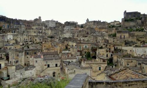 Zdjecie WłOCHY / Basilicata / Matera / Matera II