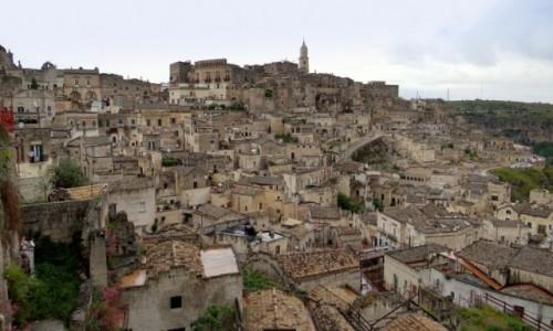Zdjecie WłOCHY / Basilicata / Matera / Matera I