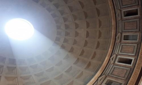 Zdjecie WłOCHY / -Rzym  / Panteon  / Rzym