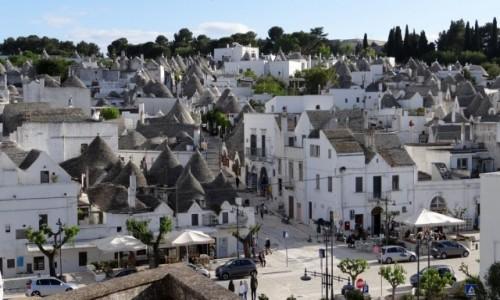 Zdjecie WłOCHY / Puglia / Alberobello / Magiczne miasteczko