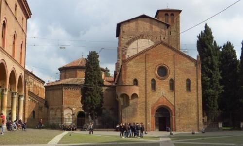 Zdjęcie WłOCHY / Emilia-Romania / Bolonia / Basilica di Santo Stefano