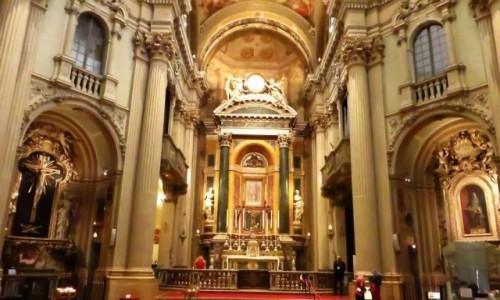 Zdjecie WłOCHY / Emilia-Romania / Bolonia / Santa Maria della Vita - ołtarz
