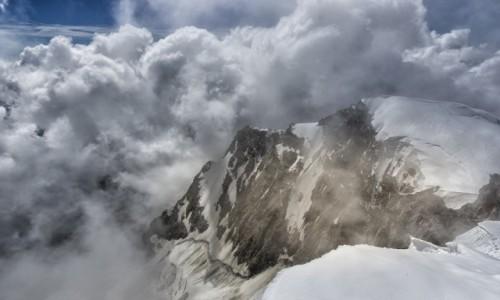 Zdjecie WłOCHY / - / Monte Rosa / Alpy