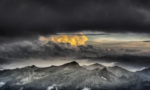 WłOCHY / - / Monte Rosa / Alpy